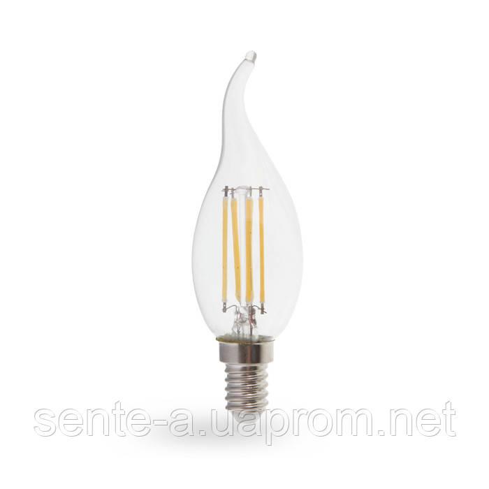 Світлодіодна лампа Feron LB-69 4W 2700K E14 диммируемая