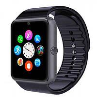 Смарт часы Smart Watch Phone GT08 Black 8 Gb под cим карту, фото 1