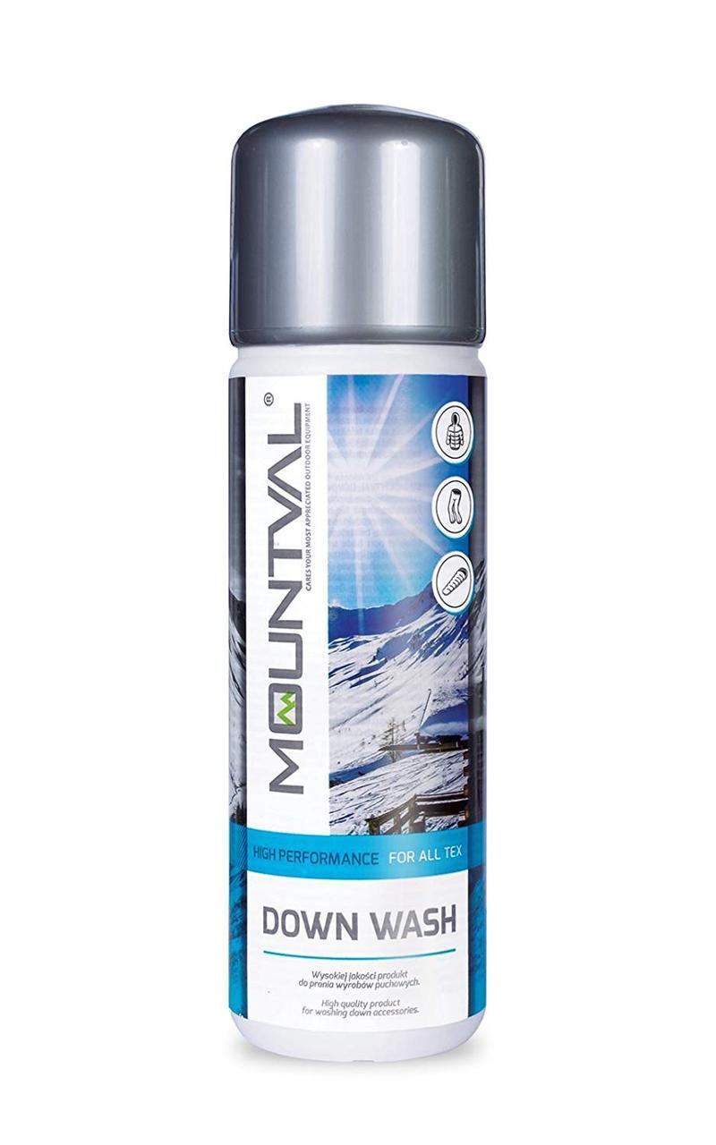 Засіб для прання пухових виробів Mountval Down Wash, 300 мл
