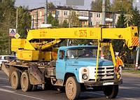 Услуга автокрана в Харькове