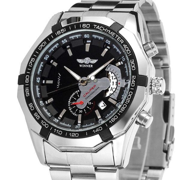 Большие наручные часы мужские Winner