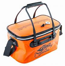 Сумка для рыбалки Tramp Fishing TRP-030 (14л, 350x200x200мм), оранжевая