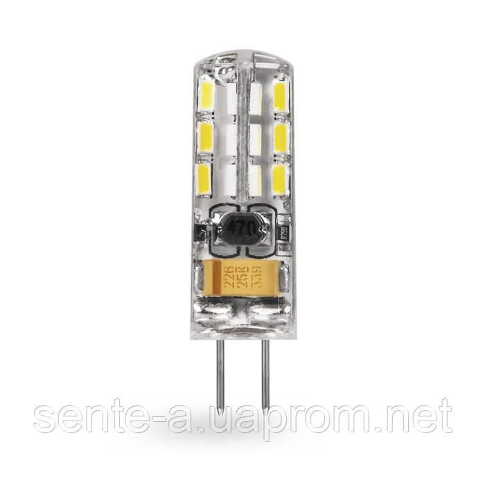Светодиодная лампа LB-420 2W G4 4000K