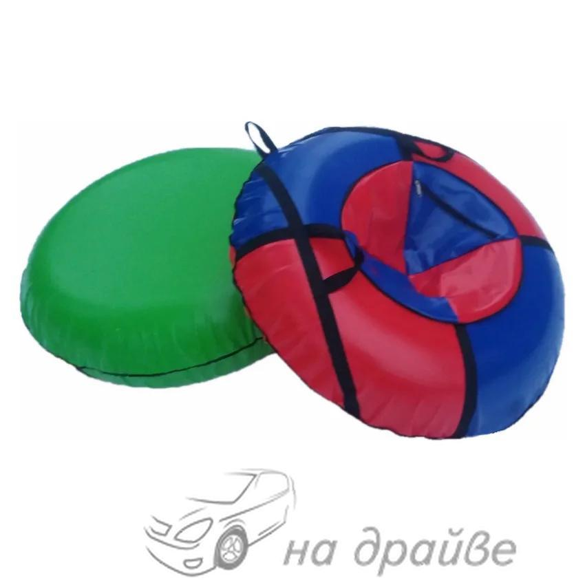 Тюбинг ПВХ плотность 650 диаметр 100 см (надувные сани, ватрушка)