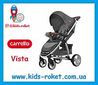 Прогулочная коляска CARRELLO Vista (CRL-8505) в льне с дождевиком