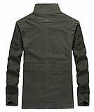 JP original 100% бавовна Чоловіча куртка в стилі мілітарі демисезон джип, фото 4