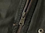 JP original 100% бавовна Чоловіча куртка в стилі мілітарі демисезон джип, фото 8