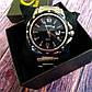Стальные эксклюзивные мужские часы с стиле кэжуал Skmei, фото 4