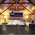 ADO floor 1300 замковая виниловая плитка Exclusive Wood Series, фото 2