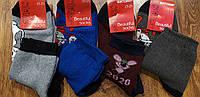"""Жіночі махрові шкарпетки""""Beautiful Soks""""  23-25"""