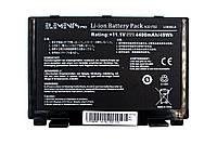 Батарея Elements PRO для Asus F52A F52Q F82Q11.1V 4400mAh (F82-3S2P-4400)