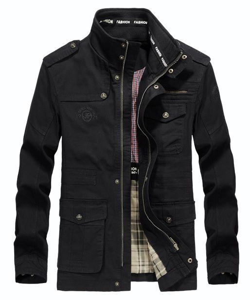 JP original 100% хлопок Мужская куртка в стиле милитари демисезон джип
