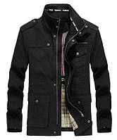 JP original 100% хлопок Мужская куртка в стиле милитари демисезон джип, фото 1