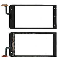 ASUS Zenfone 5 сенсорний екран, тачскрін чорний