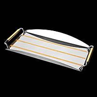 NGD134TRAY Поднос прямоугольный (40х26 см) G Римини LORA