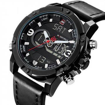Стильные мужские часы Naviforce на каждый день
