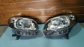 Фара с дефектом для Рено Кенго Renault Kangoo 2013-2019 г. в.