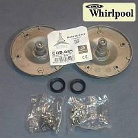 "Опоры барабана ""EBI COD.085"" для Whirlpool,Bauknecht, Ignis (2 сальника+крепёж)"