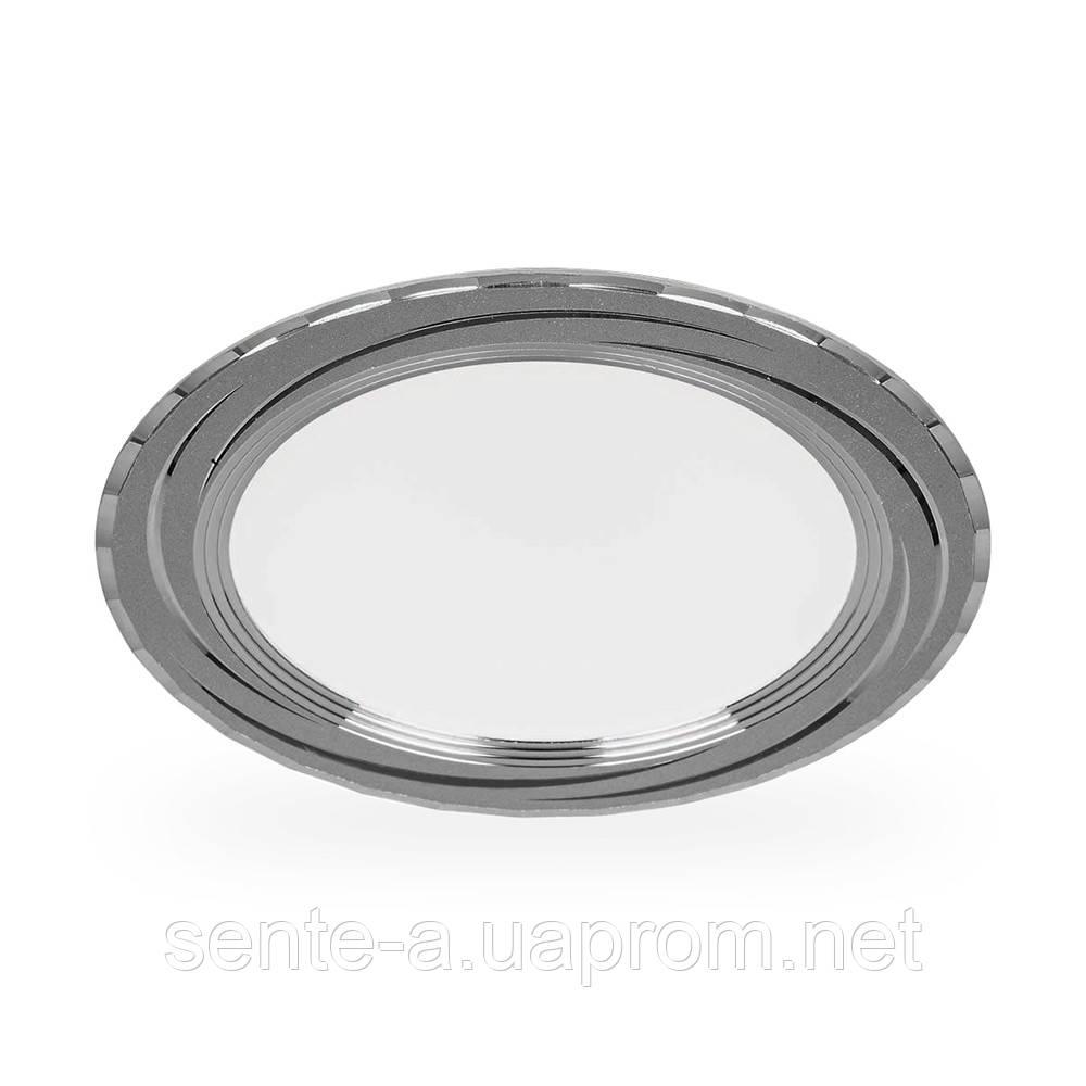 Светодиодный светильник Feron AL777 5W серебро