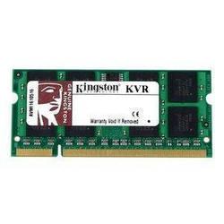 Оперативная память  Kingston SODIMM DDR2 1GB 800 MHZ  (KVR800D2S6/1G) (71271717)