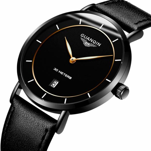 Элегантные мужские часы от топового бренда Guanquin