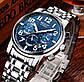 Премиальные мужские механические часы Aesop, фото 3