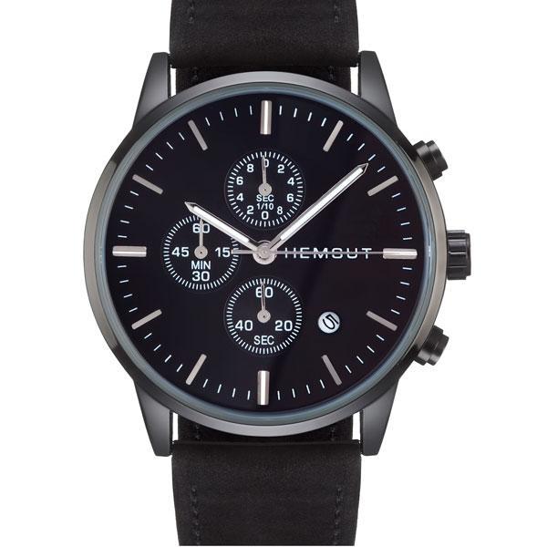 Лаконичные мужские часы с надежным механизмом Hemsut
