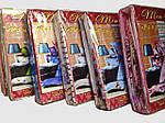 Комплект постельного белья Тет-А-Тет (Украина) евро ранфорс с простынью на резинке (724), фото 2
