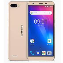 Смартфон UleFone S1 gold 1/8ГБ