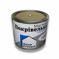 Мастика кровельная бутилкаучуковая AquaProtect 1,8 кг