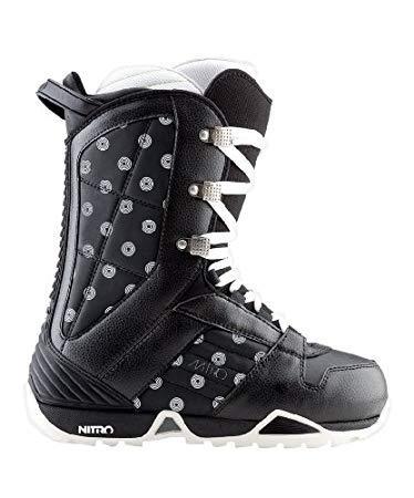 Nitro Barrage W размер EU 39  25,5см US8.5 |   Боти сноубордичні жіночі