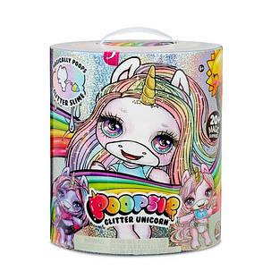 Пупси Слайм Блестящий Единорог с сюрпризами Оригинал Poopsie Surprise Glitter Unicorn, фото 2