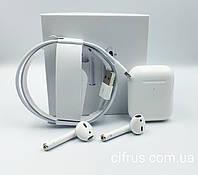 Беспроводные наушники Apple AirPods 2 Pop-Up и Siri 1в1 с оригиналом