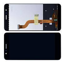 Дисплей модуль Huawei Honor 8  в зборі з тачскріном, чорний