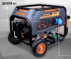 Генератор бензиновий Firman RD7910E2