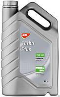 Дизельное моторное масло MOL Turbo Plus 15W-40 4 л