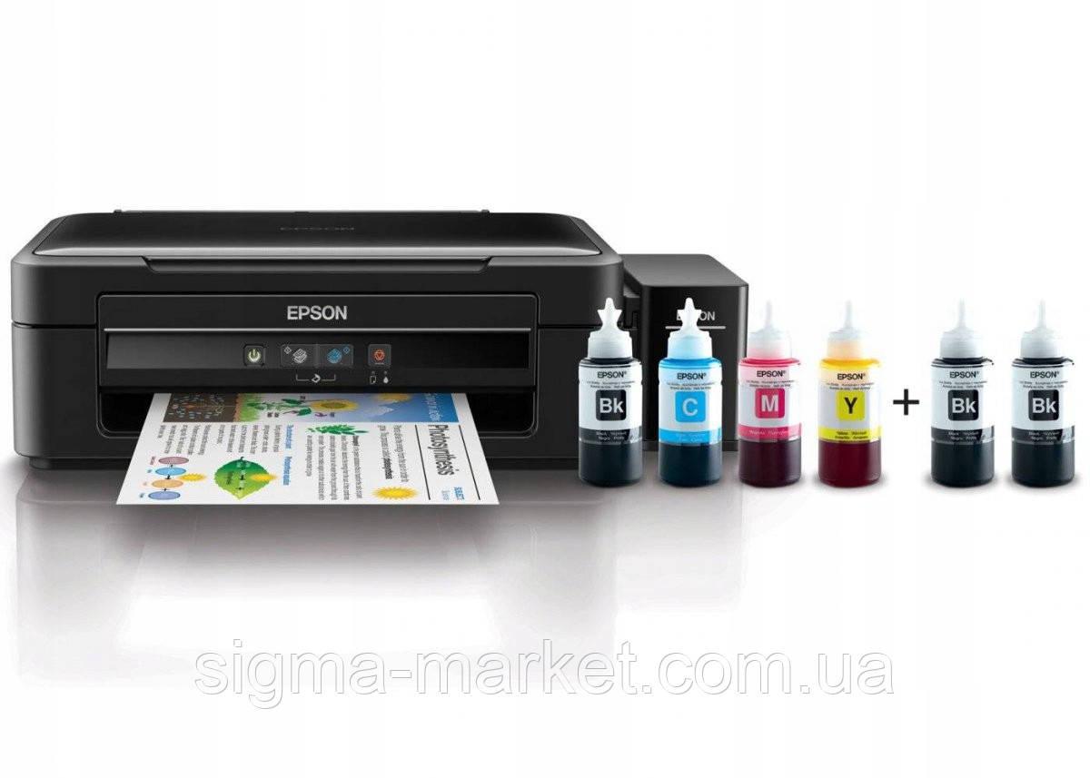 Принтер Epson EcoTank L3050 ЕГО WiFi