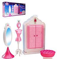 Детская игрушечная мебель Глория Gloria для кукол Барби Комната отдыха 1209. Обустройте кукольный домик