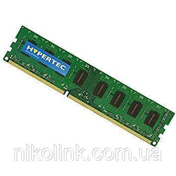 Память Hypertec DDR3 4GB PC3-12800U (1600Mhz) (B4U36AA-HY)(8x2) - Б/У