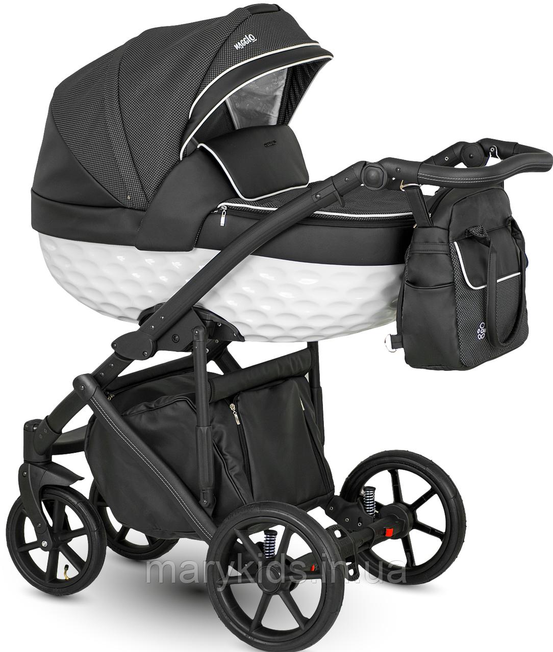 Детская универсальная коляска 2 в 1 Camarelo Maggio Mg-4