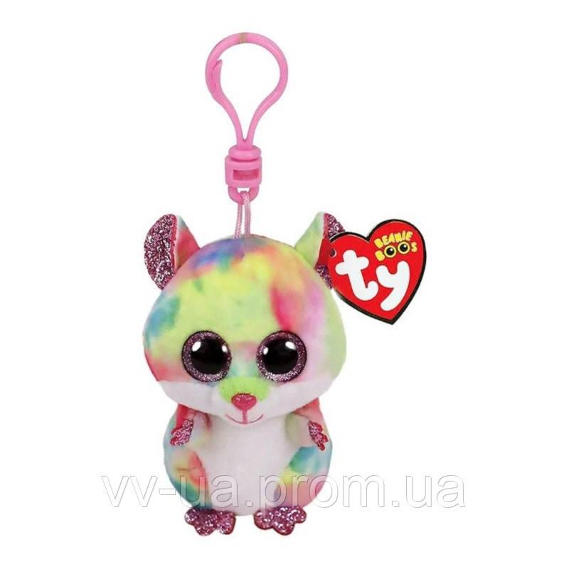 Брелок-игрушка TY Beanie Boo's Хомяк Родни, 12 см (36558)