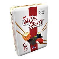 Игра настольная Blue Orange Sushi Draft (Суши Драфт) (904222), фото 1