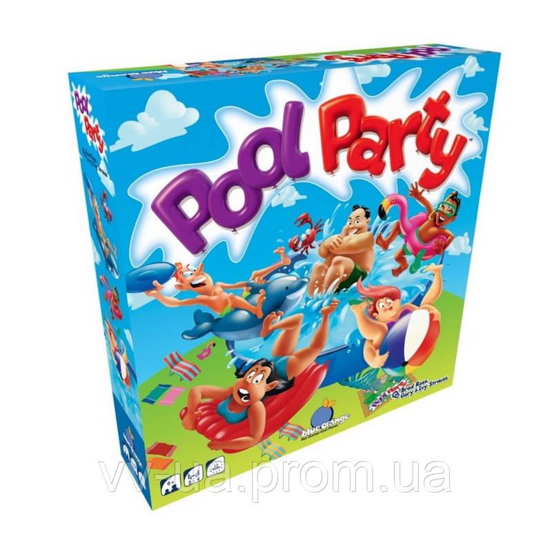 Игра настольная Blue Orange Вечеринка у бассейна (904888)