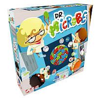 Игра настольная Blue Orange Профессор Микроб (904574)