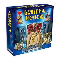 Игра настольная Feelindigo Вечеринка мопсов (IM16001)