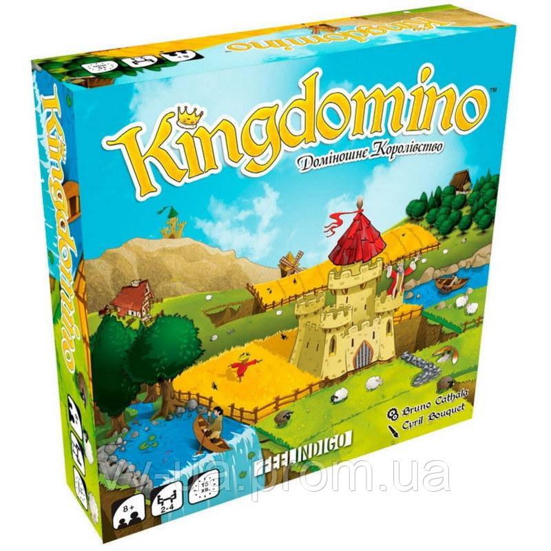 Игра настольная Feelindigo Лоскутное королевство (FI17009)