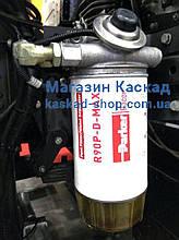 Сепаратор дизельного топлива Parker Racor 490 RHH10MTC с подогревом 24v
