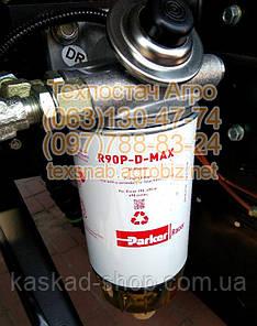Сепаратор дизельного топлива Parker Racor 490 RHH10MTC с подогревом 24v, фото 2