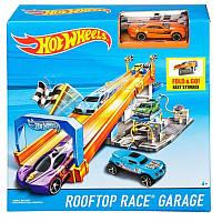 Игровой набор Hot Wheels Гараж на крыше (DRB29), фото 1
