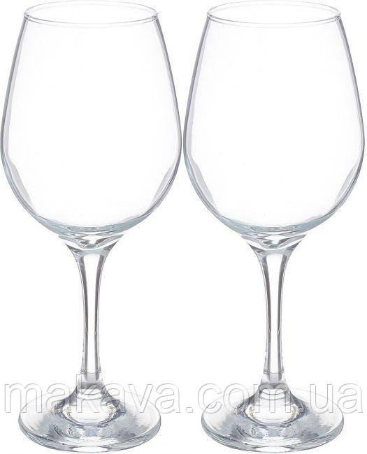 "Набор фужеров для вина Pasabahce ""Амбер"" 460мл"